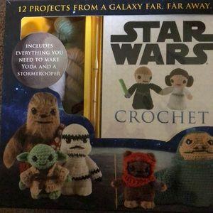 Star Wars crotchet kit